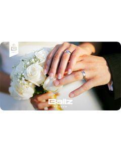 Gutschein Hochzeit